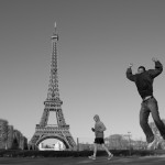 dtra Eiffel Tower jump fail