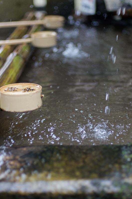 Water wash, Nara