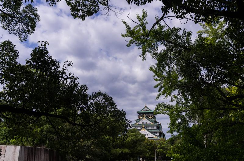 Osaka-Jo, Osaka