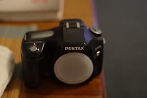 Pentax K200D Body only