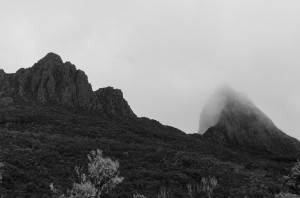 Cradle Cloud Mountain
