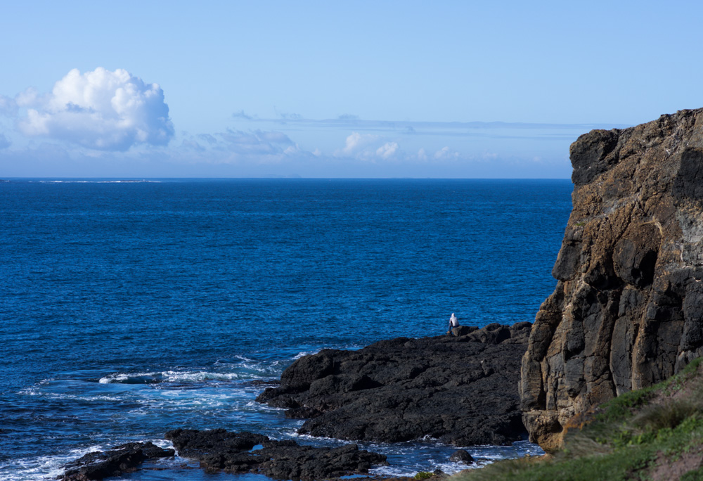 Fishing, Cape Schanck Peninsula