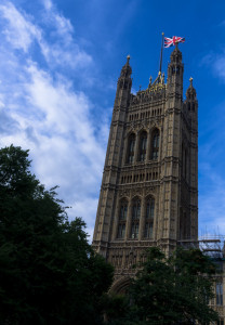 Westminster Palace, House of Parliament