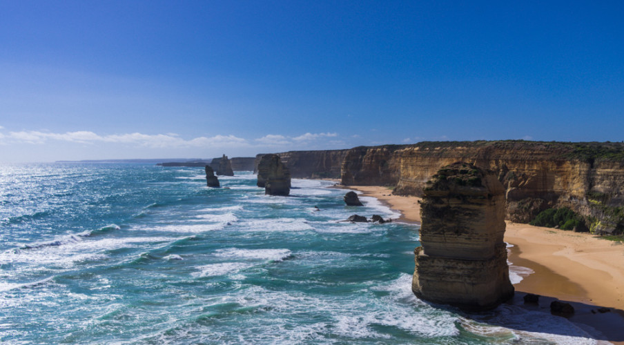 The Main Attraction, Twelve Apostles