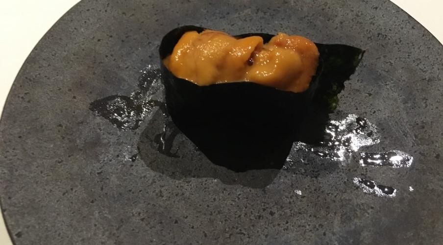 Hokkaido sea urchin