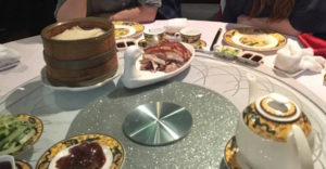 Peking Duck at Quanjude
