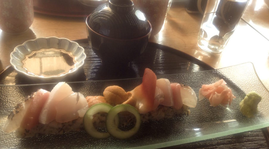 Chirashi, Komeyui Signature Lunch set