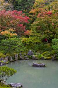 Ginkaku-ji: Zend pond