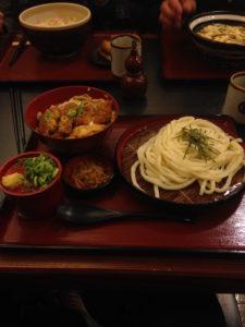 Kyoto: Udon at Kineya
