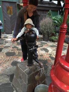 Ghibli Museum: Pumping Water