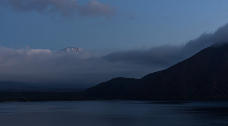 Fuji-san, Lake Motosu