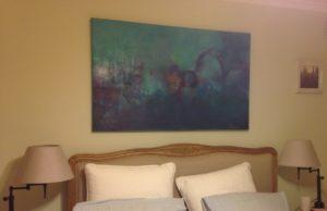 Sea Garden painting