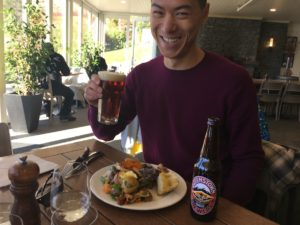 Queenstown 2017: TSS Earnslaw Gourmet lunch