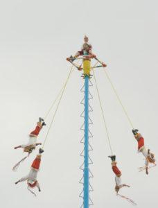 Veracruz: Voladores