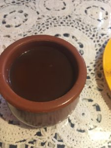 Mexican Hot Chocolate: La Tortilleria