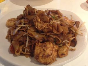 Laksa King: Fried Kuay Teow