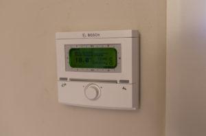 Bosch Heat Control