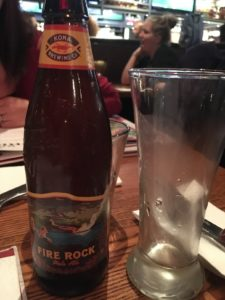 TGI Fridays: Kona Fire Rock Pale Ale