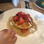 Brunch at Dish and Spoon: Kids Pikelets