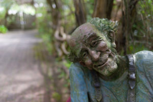 Marysville: Bruno's Sculpture Garden