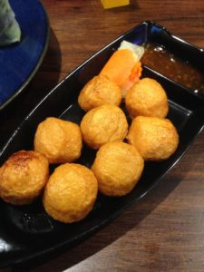 Fish balls, Co Thu Quan
