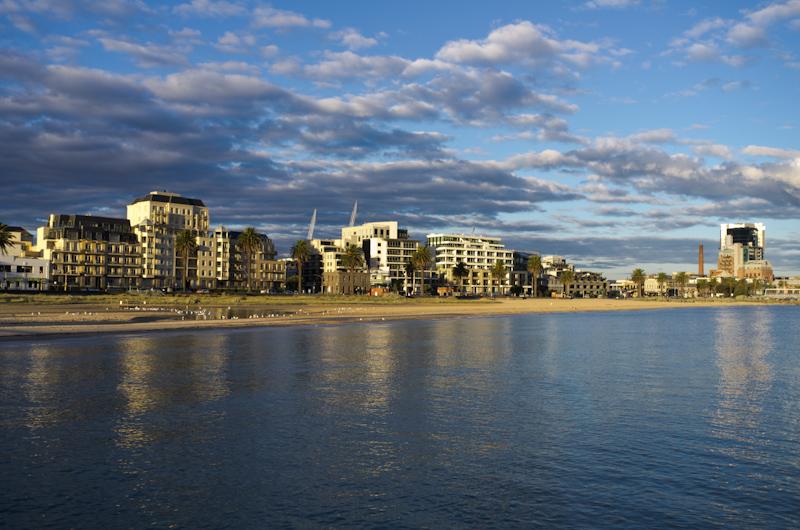 Port Melbourne evening