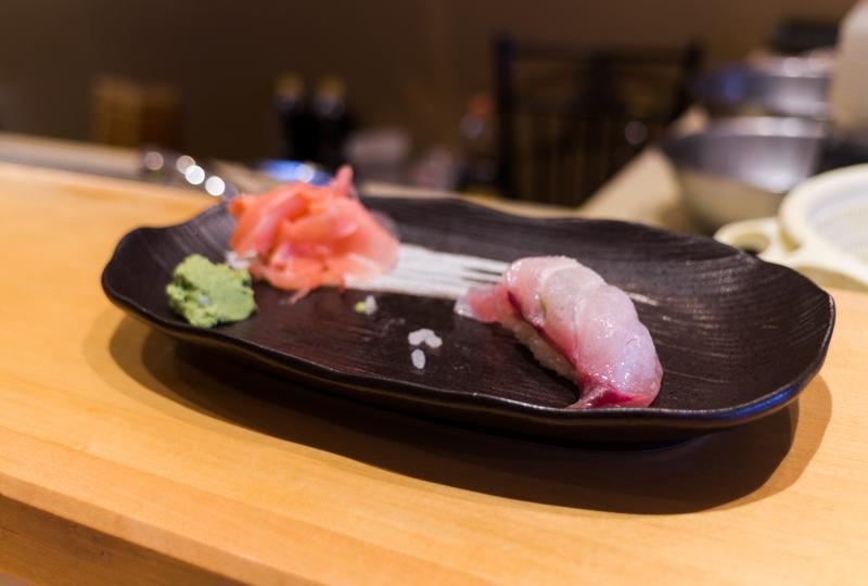 Cod (or cuttlefish)