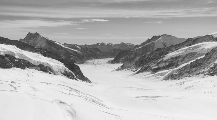 Glacier, Top of Europe