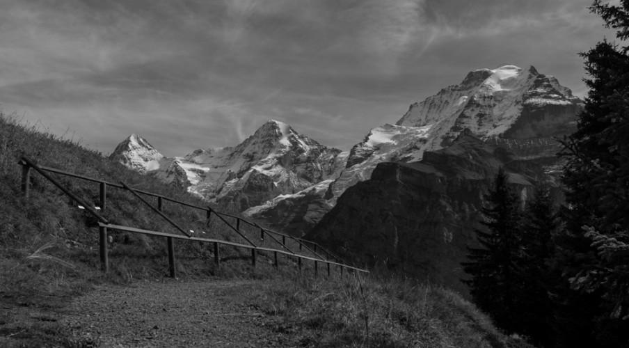 More Swiss Alps