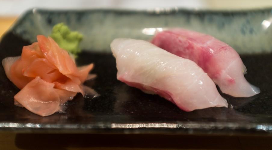 Cod (no soy sauce)