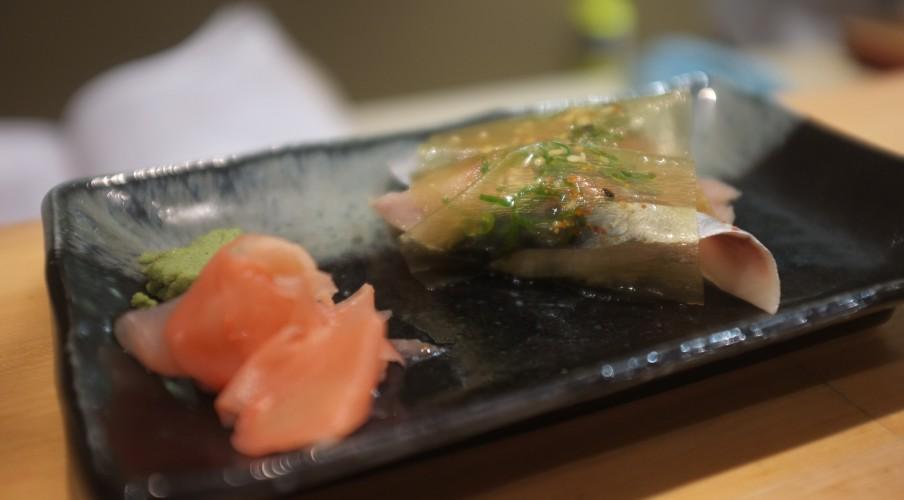 Mackerel (Soy sauce)