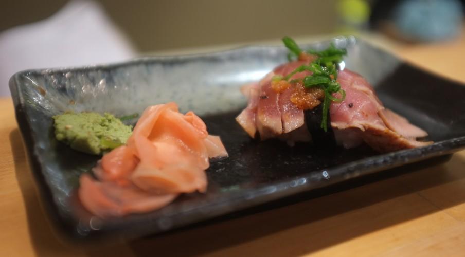 Tuna Steak (No soy sauce)
