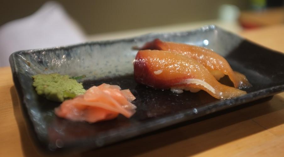 Kingfish Belly (No soy sauce)