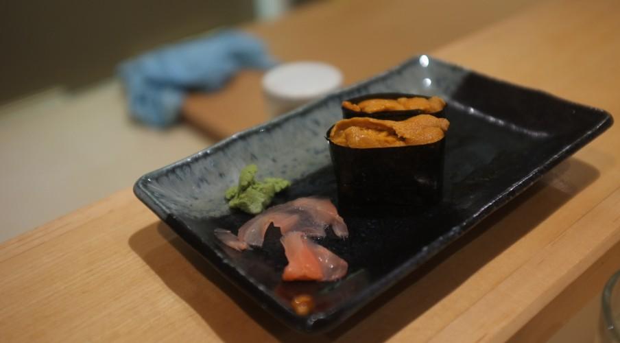 Sea Urchin (Soy sauce)