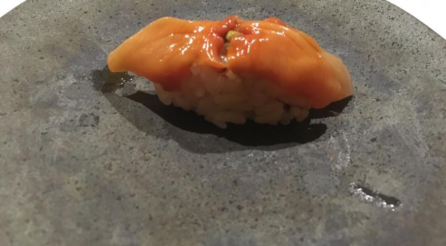 Akagai shellfish