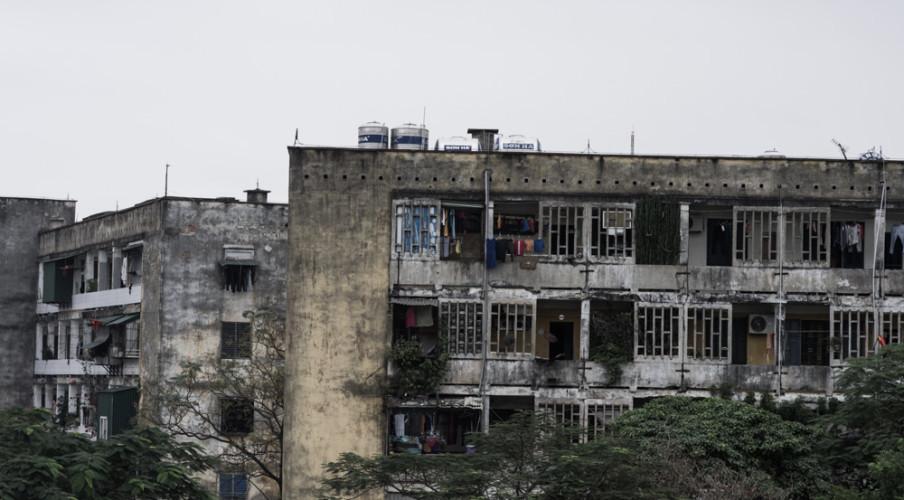 Apartment building in Vinh