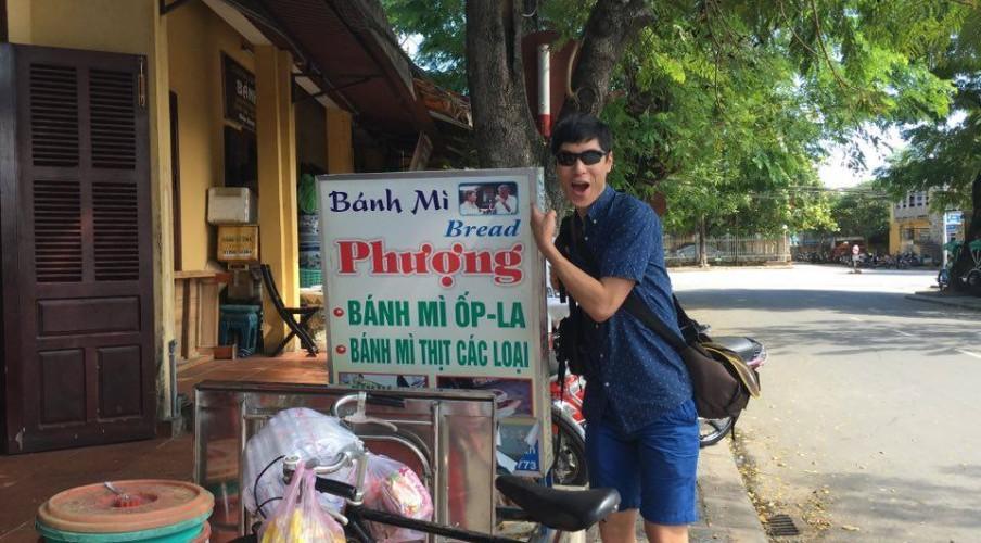 Banh mi Hoi An