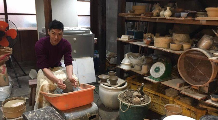 Pottery: Killing the clay
