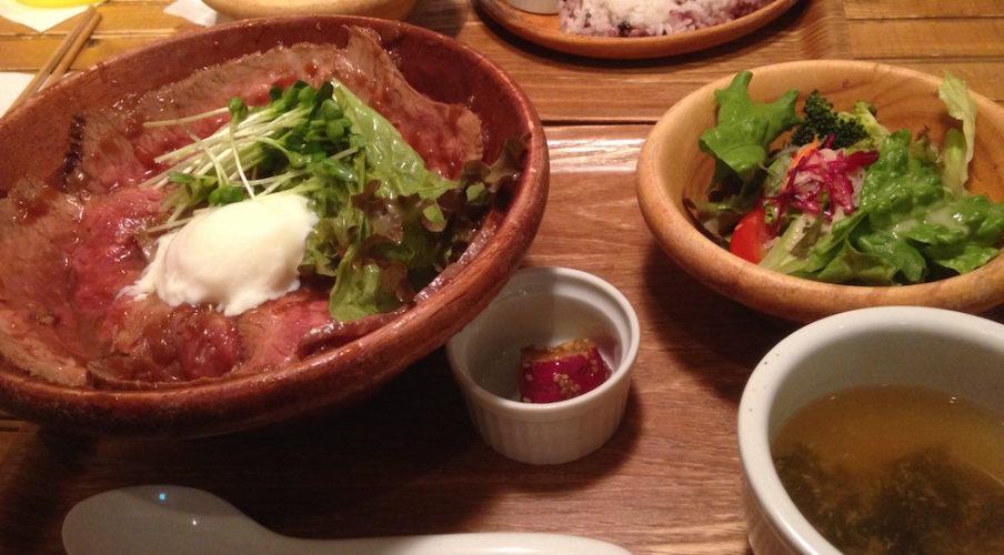 ABC Canteen: Roast beef salad