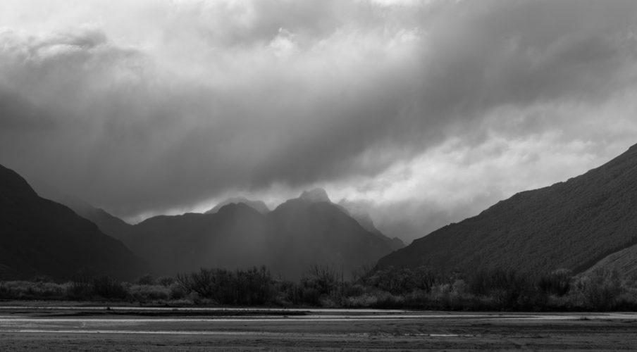 Mountains around Glenorchy