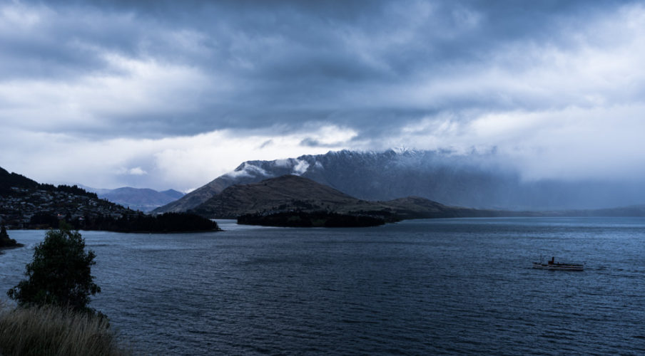 Glenorchy: The Remarkables and TSS Earnslaw